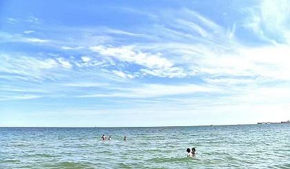 互动吧-【印象】魅力东戴河:止锚湾-看大海-拾贝壳-看日出-摸海星-抓螃蟹