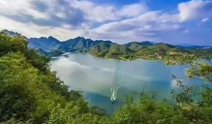 互动吧-野蘑菇易水湖北方小桂林+太行水镇休闲摄影游
