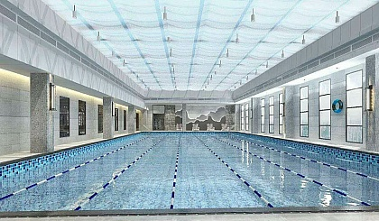 互动吧-融尚健身游泳会员招募中