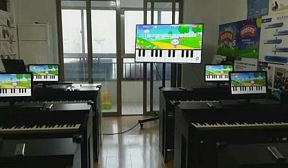 """互动吧-学""""钢琴""""从The one开始零基础免费试学"""