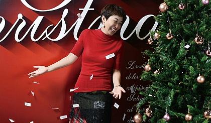 互动吧-圣诞狂欢美衣Party摄影之旅
