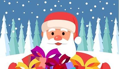 互动吧-圣诞嘉年华 ____我和圣诞爷爷有个约会