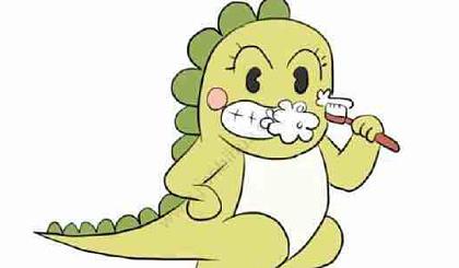 互动吧-教会6~12岁儿童有效刷牙