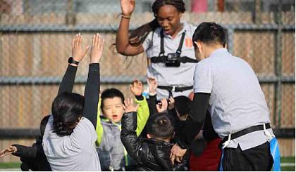 互动吧-美式运动体验课【体验棒球、橄榄球、旱地冰球、篮球四项运动的激情碰撞】