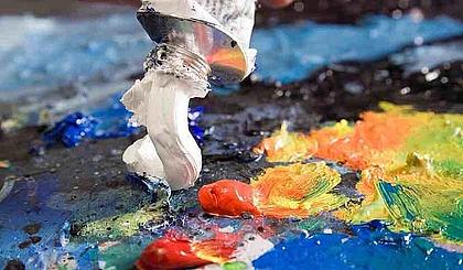 互动吧-【零基础成人绘画】成人油画课成人美术课手绘