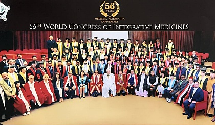 """互动吧-""""一带一路""""第57届世界传统医学大会菲律宾分会"""