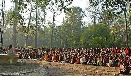 互动吧-2019年尼泊尔世界和平慈心冥想法会