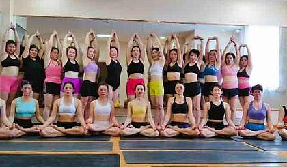 互动吧-【盛明●莲舍专业瑜伽会所】4月27日有氧高温瑜伽课程预约