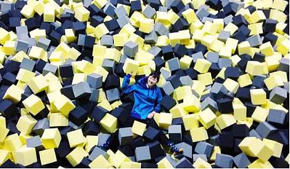互动吧-🔥🔥🔥2020团建拓展-弹力公园蹦床俱乐部