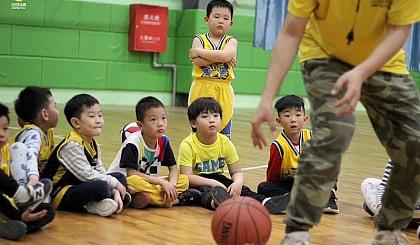互动吧-丰台区玉泉路儿童篮球培训营