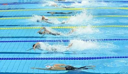 互动吧-少儿游泳暑假学期班  室内恒温泳池