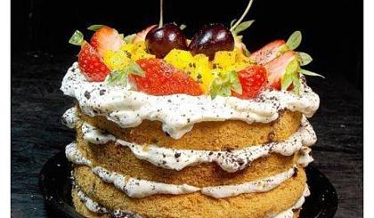 互动吧-缤纷六一节 创意蛋糕DIY报名招募中!
