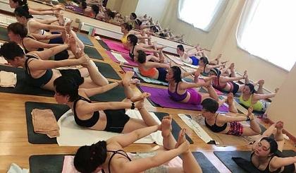 互动吧-【盛明●莲舍专业瑜伽会所】9月7日有氧高温瑜伽课程预约