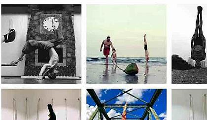 互动吧-扬州平平瑜伽—李梵老师倒立手平衡提升课