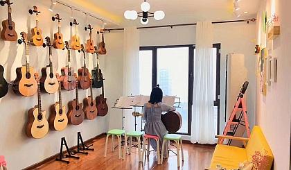 互动吧-680学会吉他  尤克里里 还送一把琴