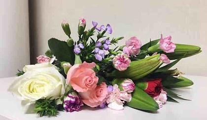 互动吧-插花—家庭、办公室用花