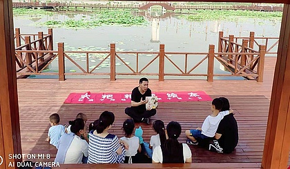 互动吧-樊登小读者•亲子阅读训练营 •8月季   招生啦!