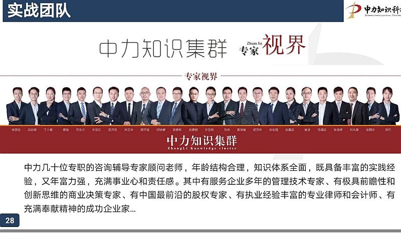 中国力量企业家社群