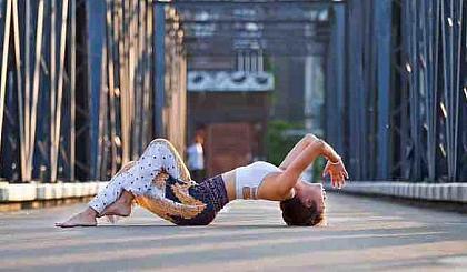 互动吧-当腰肌劳损遇上瑜伽----理疗瑜伽公益课