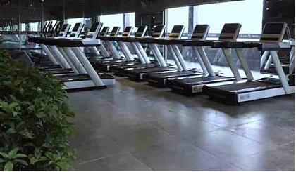 互动吧-健身房