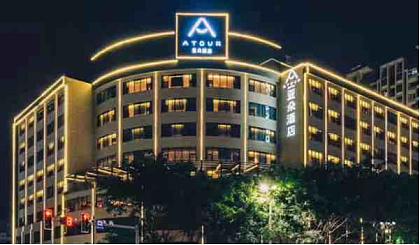 互动吧-潮州亚朵酒店,新开恒温游泳健身