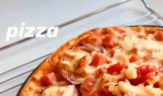 六一儿童节-Diy披萨亲子活动