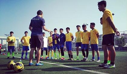 互动吧-东莞足球免费试训课开班啦!
