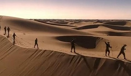 互动吧-宁夏-内蒙古   跨越沙漠大型户外亲子游学之旅