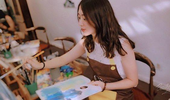 【免费绘画体验课预约】成年人学画画 长沙扶摇阁成人画室