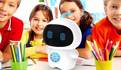 互动吧-震撼宜章!99元抢购498元智能机器人!家长们都***!!!