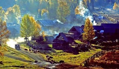 互动吧-9月二期北疆秋摄白沙湖、白哈巴、喀纳斯、再访中国醉美的初秋,名额有限!