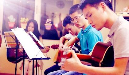 互动吧-广州成人吉他Vip特训~~快速学会自弹自唱
