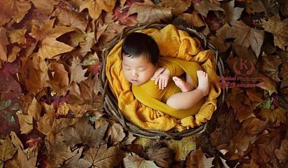 互动吧-可爱多国际儿童摄影**季新生儿公益拍摄
