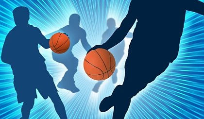 互动吧-好爸爸篮球赛