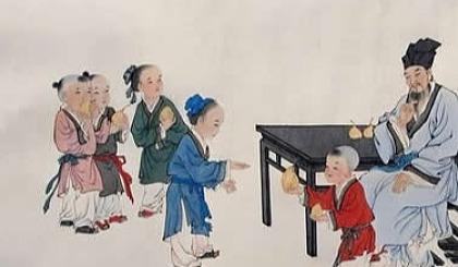 """互动吧-""""孝悌传家,忠信爱国""""建国七十周年主题活动之学楷模活动"""