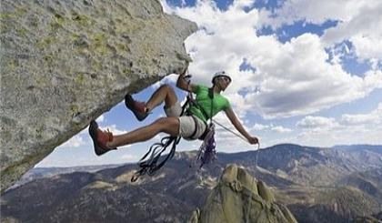 互动吧-下班一起去攀岩