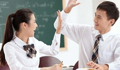 互动吧-青岛零基础英语培训,只要机构选得对,英语能学会