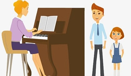 互动吧-妈妈,我想和你一起学琴!(秋季招生优惠来袭,拼手速的时候到啦)