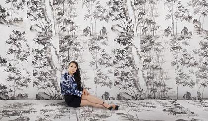 互动吧-中国当代著名女画家沈子琪风骨墨竹预定活动