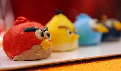 互动吧-【9月7/8日】3D立体 卡通冰皮月饼DIY,愤怒鸟人,笨萌鸭梨
