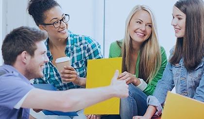 互动吧-青岛成人英语培训班、让您英语小白变大咖