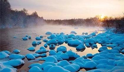 互动吧-魅力新疆——冬季喀纳斯冰雪线路