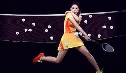互动吧-Play Badminton in the Weekend