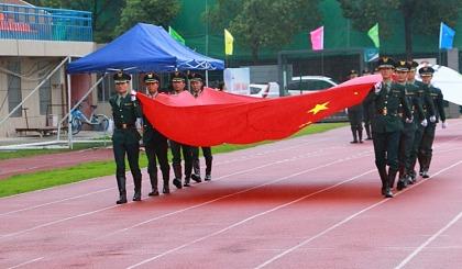 互动吧-全新发布 上海西点国旗护卫队服务项目正式启动!