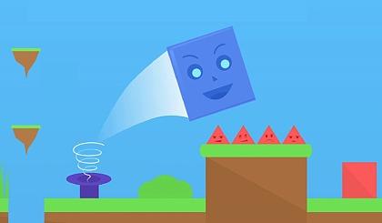 互动吧-六一搭档编程历险赛,和方块Cubed一起闯关吧!